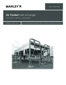 Air Cooled Heat Exchanger User Manual