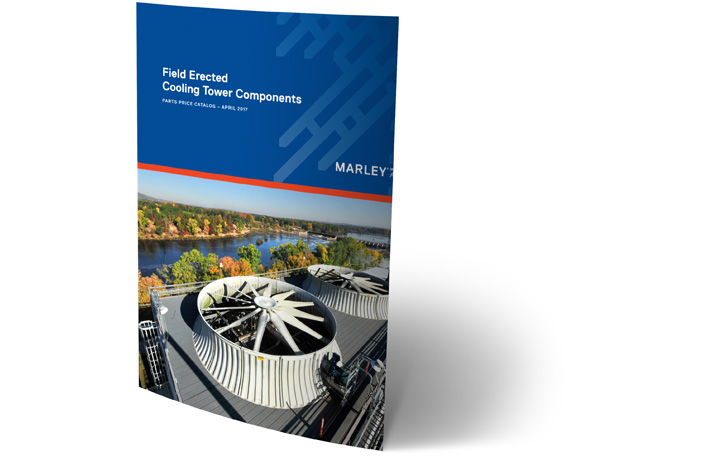 Marley FEP Cooling Tower Parts Brochure - Download