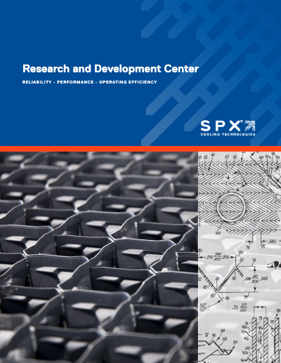 SPX Cooling Research and Development Center