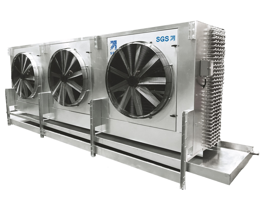 SGS PC Industrial Evaporator