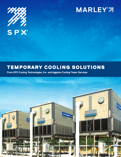 Temporary Cooling Solutions