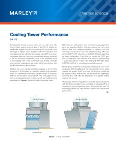 Cooling Tower Performance – Drift